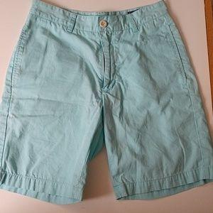 Vineyard Vines Aqua Blue Club Shorts Size 28